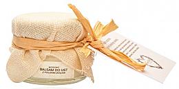 "Parfumuri și produse cosmetice Balsam de buze ""Miere"" - The Secret Soap Store Bee & Honey"