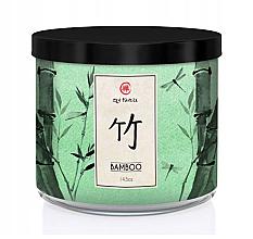 Parfumuri și produse cosmetice Kringle Candle Zen Bamboo - Lumânare aromată