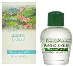 Parfumuri și produse cosmetice Ulei parfumat - Frais Monde Musk And Mulberry Perfumed Oil