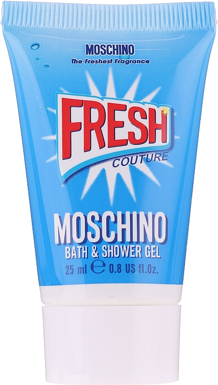 Moschino Fresh Couture - Set (edt/5ml + sh/gel/25ml + b/lot/25ml) — Imagine N4
