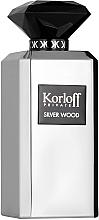 Parfumuri și produse cosmetice Korloff Paris Silver Wood - Apa parfumată