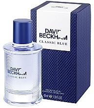 Parfumuri și produse cosmetice David & Victoria Beckham Classic Blue - Apa de toaletă