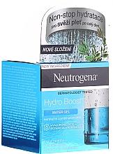Parfumuri și produse cosmetice Gel pentru ten normal și mixt - Neutrogena Hydro Boost Water Gel For Normal & Combination Skin