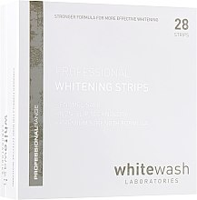 Духи, Парфюмерия, косметика Benzi profesionale pentru albire - WhiteWash Laboratories Professional Whitening Strips