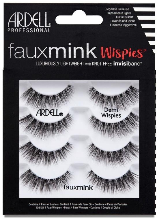 Gene false - Ardell Faux Mink Multipack Demi Wispies — Imagine N1