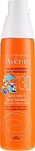Parfumuri și produse cosmetice Spray pentru copii cu protecție solară - Avene Eau Thermale Spray for Children SPF30