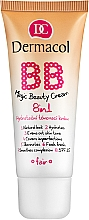 Parfumuri și produse cosmetice BB cream 8 in 1 - Dermacol BB Magic Beauty Cream