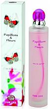 Parfumuri și produse cosmetice Real Time Papillons & Fleurs - Apa parfumată
