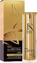 Parfumuri și produse cosmetice Emulsie anti-îmbătrânire pentru față - Fytofontana Stem Cells DNA Revital Emulsion SPF25