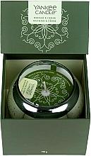Parfumuri și produse cosmetice Lumânare parfumată, în cutie - Yankee Candle Box Balsam & Cedar