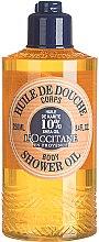 """Parfumuri și produse cosmetice Ulei de duș """"Shea"""" - L'occitane Shea Oil Body Shower Oil"""