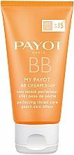 Parfumuri și produse cosmetice BB cream cu efect de netezire - Payot My Payot BB Cream Blur