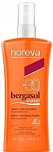 Parfumuri și produse cosmetice Spray cu protecție solară - Noreva Bergasol Expert Spray Invisible Finish SPF30
