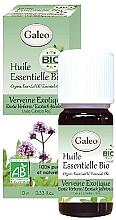 Parfumuri și produse cosmetice Ulei esențial organic de verbena exotică - Galeo Organic Essential Oil Exotic Verbena