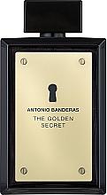 Parfumuri și produse cosmetice Antonio Banderas The Golden Secret - Apa de toaletă