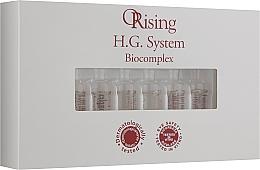 Parfumuri și produse cosmetice Loțiune fito-esențială împotriva căderii părului, în fiole - Orising H.G. System Biocomplex
