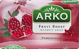 Parfumuri și produse cosmetice Săpun - Arko Fruit Boost Beaty Soap Pomegranate