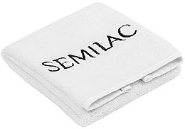 Parfumuri și produse cosmetice Prosop pentru manichiură, alb 30x50 cm - Semilac