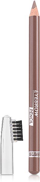 Creion pentru sprâncene - Luxvisage Eyebrow Pencil