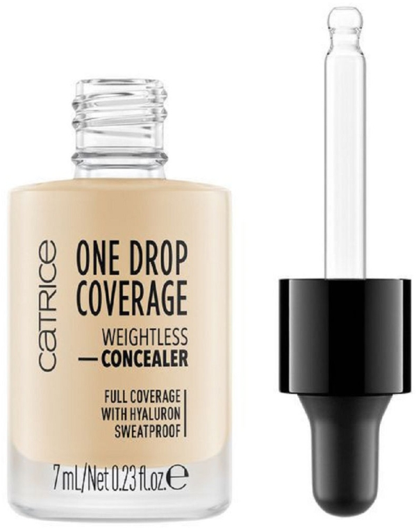 Concealer - Catrice One Drop Coverage Weightless Concealer