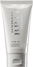 Parfumuri și produse cosmetice Burberry Brit Splash For Men - Gel de duș