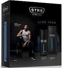 Parfumuri și produse cosmetice STR8 Live True - Set (deo/150ml + sh/gel/250ml)