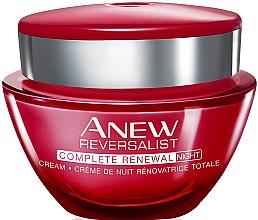 """Parfumuri și produse cosmetice Cremă de noapte pentru față 35+ """"Update"""" - Avon Anew Reversalist Complete Renewal Night Cream"""