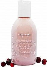Parfumuri și produse cosmetice Balsam regenerant cu acid hialuronic pentru păr deteriorat - Uoga Uoga Hyaluronic Acid Damaged Hair Balm