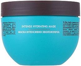 Parfumuri și produse cosmetice Интенсивно увлажняющая маска - Moroccanoil Intense Hydrating Mask