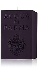 Parfumuri și produse cosmetice Lumânare aromatică - Acqua Di Parma Candle Black Cube