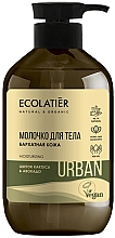"""Parfumuri și produse cosmetice Lapte de corp """"Floare de cactus și avocado"""" - Ecolatier Urban Body Milk"""