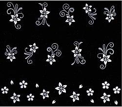 Parfumuri și produse cosmetice Stickere de unghii - Peggy Sage Decorative Nail Stickers Twilight Chic (1 buc.)