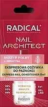 Parfumuri și produse cosmetice Întăritor 8 în 1 pentru unghii - Farmona Radical Nail Architect Express 8in1