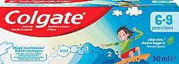 Духи, Парфюмерия, косметика Зубная паста для детей 6-9 лет - Colgate Junior 6-9 Toothpaste