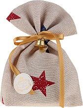 Parfumuri și produse cosmetice Pliculeț aromatic, cu stele, eucalipt - Essencias De Portugal Tradition Charm Air Freshener