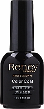 Parfumuri și produse cosmetice Lac hibrid pentru unghii - Reney Cosmetics Red Diamond