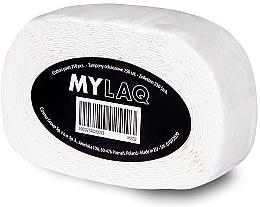 Parfumuri și produse cosmetice Șervețele fără scame din vată de celuloză - MylaQ