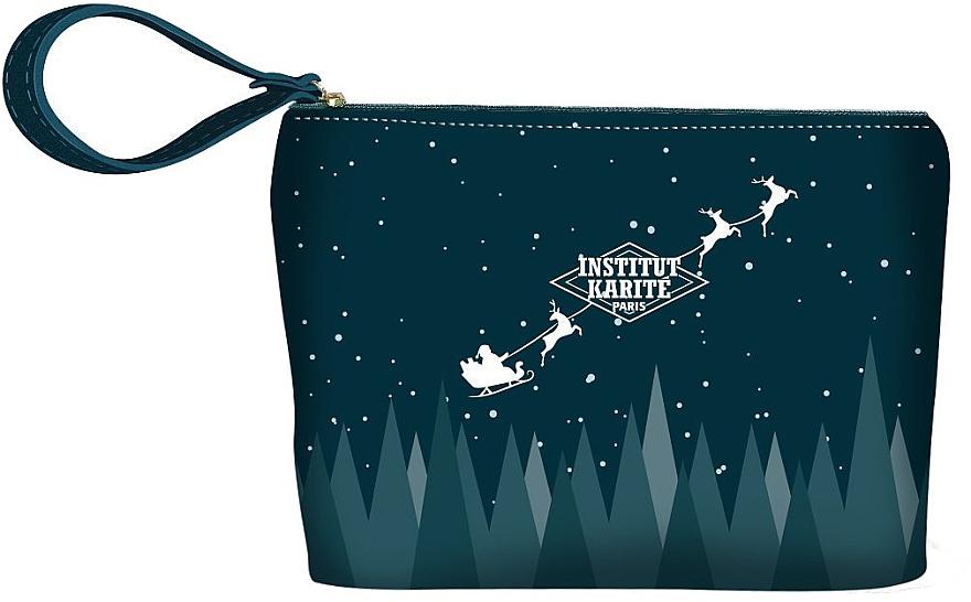 Trusă cosmetică - Institut Karite Christmas Small Pouch — Imagine N1