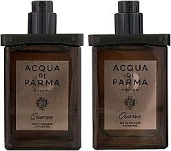 Parfumuri și produse cosmetice Acqua di Parma Colonia Quercia Travel Spray Refill - Apă de colonie