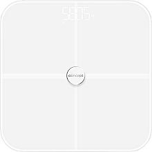 Parfumuri și produse cosmetice Cântar Smart, VO4010, alb - Concept Body Composition Smart Scale