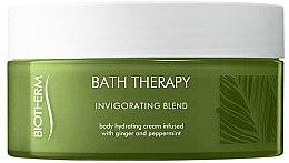 Parfumuri și produse cosmetice Cremă de corp - Biotherm Bath Therapy Invigorating Blend Cream (tester)