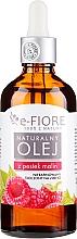 Parfumuri și produse cosmetice Ulei de zmeură - E-Fiore Natural Oil