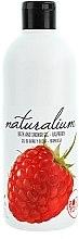 """Parfumuri și produse cosmetice Ge nutritiv pentru duș """"Zmeură"""" - Naturalium Bath And Shower Gel Raspberry"""