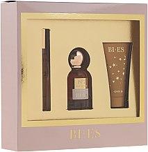 Parfumuri și produse cosmetice Bi-es No 2 - Set (edp/50 ml + sh/gel/50ml + parf/12ml)