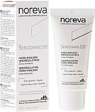 Parfumuri și produse cosmetice Emulsie pentru păr - Noreva Sebodiane DS Sebum-Regulating Micro-Emulsion