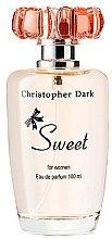 Parfumuri și produse cosmetice Christopher Dark Sweet - Apă de parfum