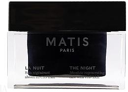 Духи, Парфюмерия, косметика Gel regenerant de noapte pentru față - Matis Reponse Caviar The Night