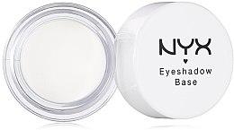 Parfumuri și produse cosmetice Bază pentru fardul de pleoape - NYX Professional Makeup Eyeshadow Base