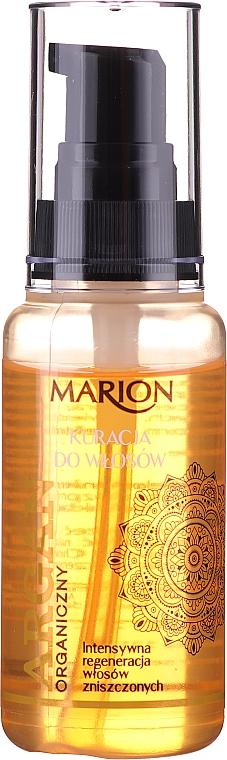 Tratament cu ulei de argan - Marion Hair Treatment With Argan Oil