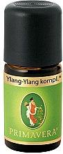 Parfumuri și produse cosmetice Ulei esențial - Primavera Organic Ylang Ylang Oil
